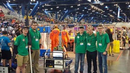 4189 Solar Chargers Robotics Club