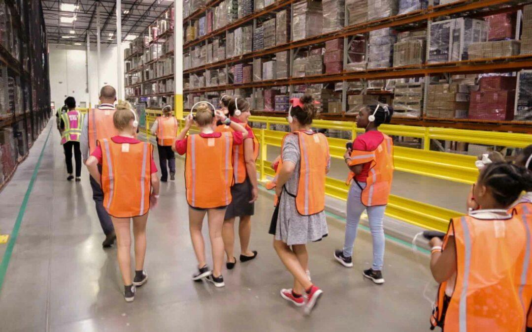 Amazon's $50,000 Grant Promotes STEAM Education in Jackson County Schools