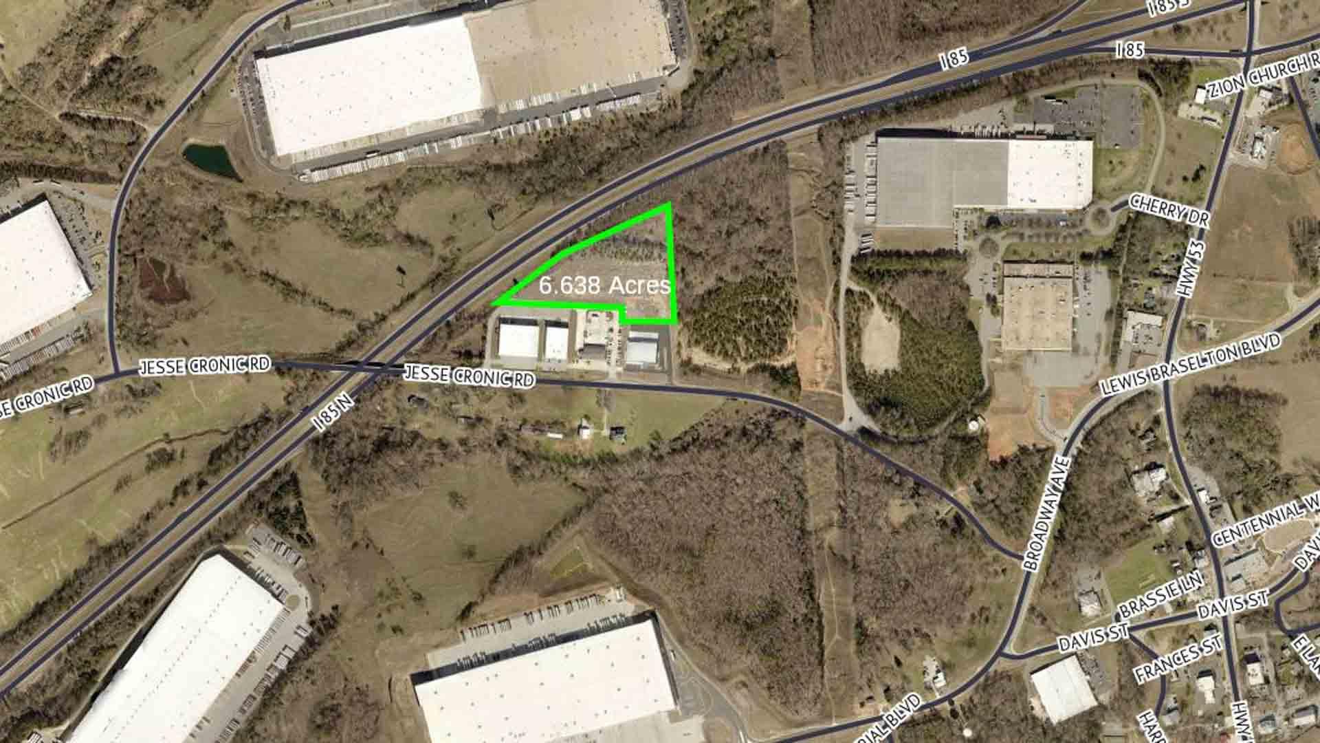 Braselton Business Park - Jackson County