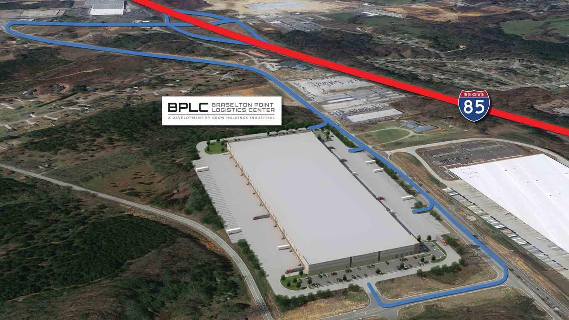 Braselton Point Logistics Center - Jackson County