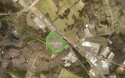 Commerce Hwy 98 Industrial Site