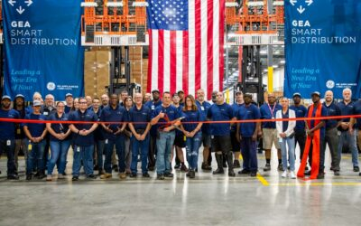 GE Appliance Opens New Distribution Center