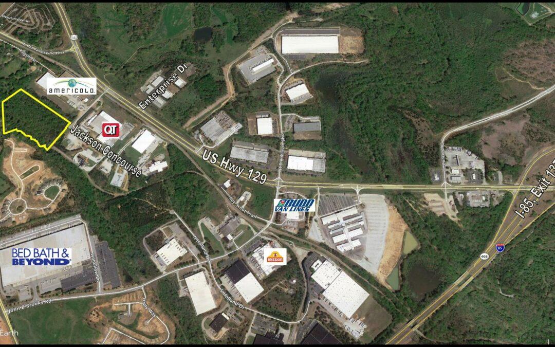 Jackson Concourse Industrial Site