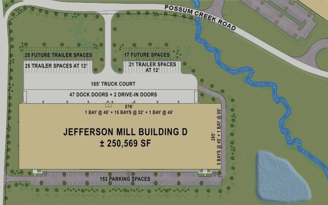 Jefferson Mill Business Park: Building D