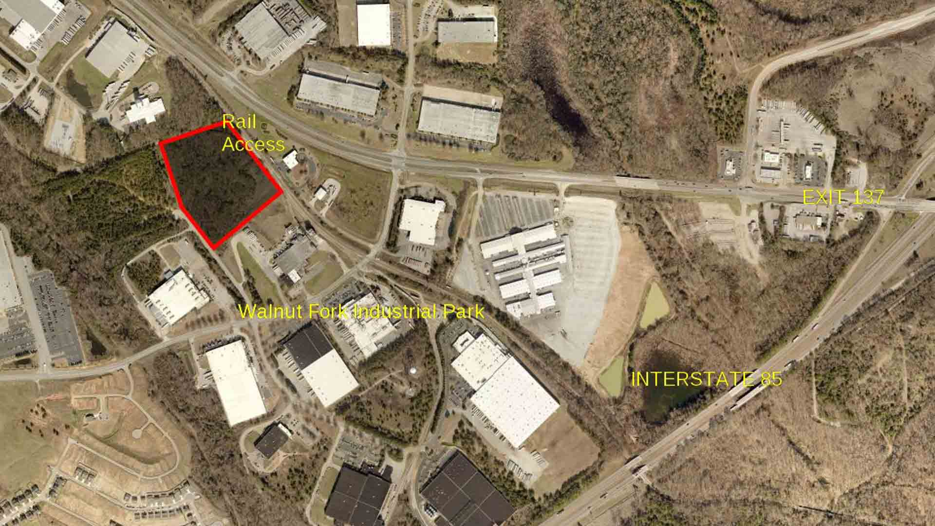 North Holland Drive Industrial Site - Jackson County