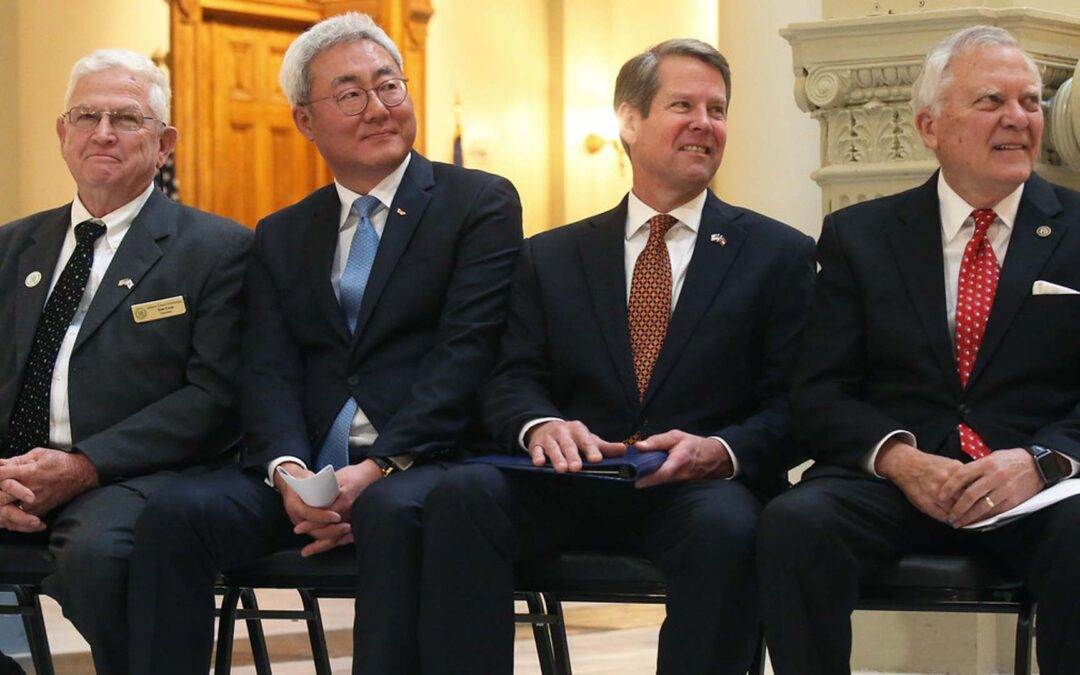 Korean Battery Manufacturer to Create More Than 2,000 Jobs in Jackson County