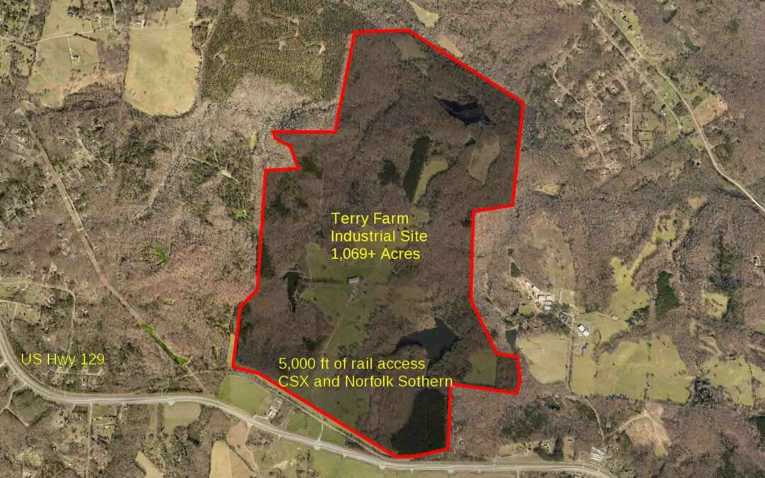 Terry Farm Industrial Property