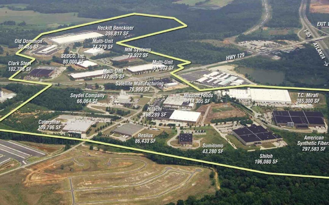 Walnut Fork Industrial Park