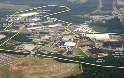 Walnut Fork Industrial Park